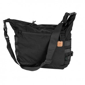 Сумка BUSHCRAFT SATCHEL Cordura® чорна HELIKON