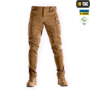 Штани Conquistador Flex Coyote Brown M-TAC