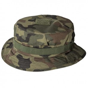 Панама CPU PL Woodland PolyCotton R/S HELIKON