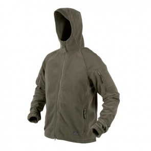 Куртка флісова CUMULUS Heavy Fleece Taiga Green HELIKON