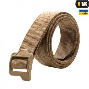 Ремінь Double Duty Tactical Belt Coyote M-TAC