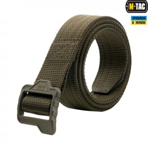 Ремінь Double Duty Tactical Belt Olive M-TAC