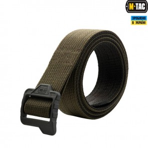 Ремінь Double Duty Tactical Belt Olive/Black M-TAC