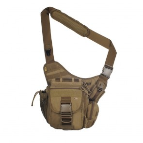 Сумка на плече EveryDay Carry Bag Coyote M-TAC