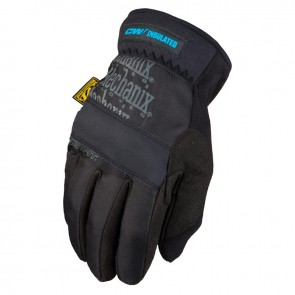 Рукавиці FastFit Insulated Gloves Black Mechanix