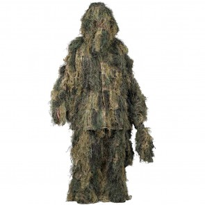 Костюм GHILLIE Digital Woodland HELIKON