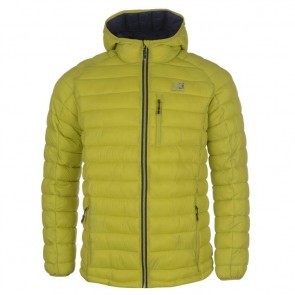Куртка Hot Crag Insulated Jacket Mens Green Glow/Navy Karrimor