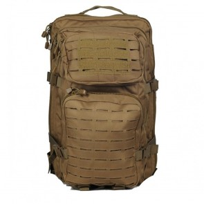 Рюкзак Large Assault Pack Laser Cut Tan M-TAC