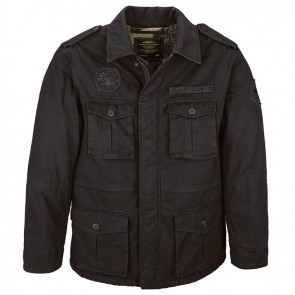 Куртка M65 Altimeter Black Alpha Industries