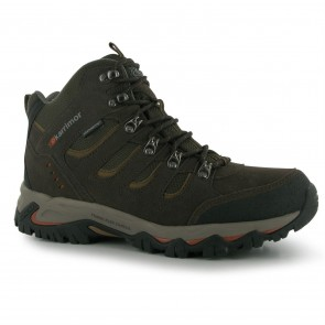 Взуття трекінгове Mount Mid Mens Walking Boots Brown Karrimor
