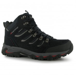 Взуття трекінгове Mount Mid Mens Walking Boots Navy Karrimor