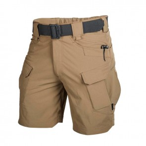 Шорти Outdoor Tactical 8,5 Nylon Mud Brown HELIKON