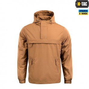 Куртка анорак Piligrim Coyote Brown M-TAC