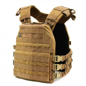 Плитоноска Plate Carrier Perun 3 Coyote Velmet