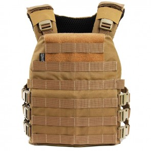 Плитоноска Plate Carrier Perun 4 SF Coyote Velmet