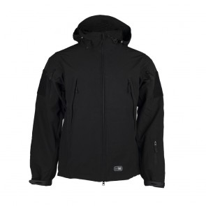 Куртка Soft Shell black M-TAC