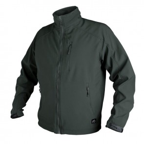 Куртка Soft Shell DELTA Jungle Green HELIKON