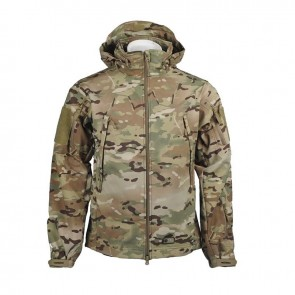 Куртка Soft Shell Multicam M-TAC
