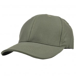 Бейсболка Uniform Hat Adjustable TDU Green 5.11Tactical