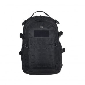 Рюкзак Urban Line Charger Hexagon Pack Black M-TAC
