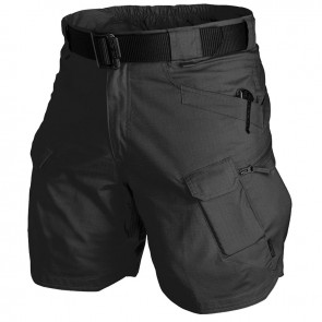 Шорти Urban Tactical 8,5 PolyCotton R/S чорні HELIKON