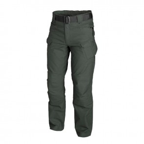 Штани тактичні Urban Tactical PolyCotton Canvas Jungle Green HELIKON