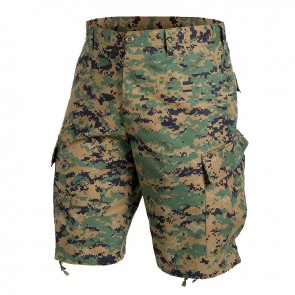 Шорти US Digital Woodland NyCo Twill HELIKON