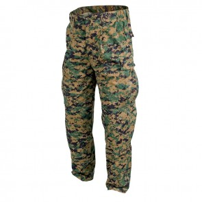 Штани USMC Digital Woodland PolyCotton Twill HELIKON