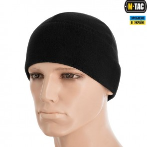 Шапка флісова Watch Cap Elite Windblock 295 Black M-TAC