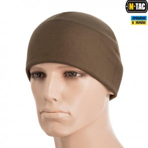Шапка флісова Watch Cap Elite Windblock 295 Dark Olive M-TAC