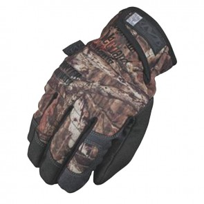 Рукавиці Winter Armor Gloves Mossy Oak Mechanix
