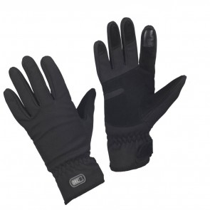 Перчатки WINTER TACTICAL WATERPROOF BLACK M-TAC