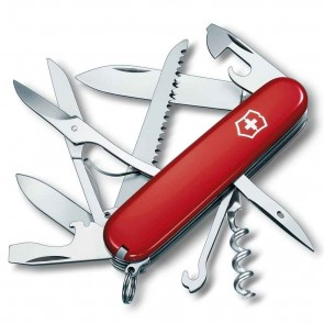 Нож Swiss Army Huntsman красний Victorinox