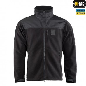 Куртка флисовая Alpha Microfleece Police Night M-TAC