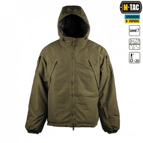 Куртка зимняя Army Jacket Olive Green M-Tac