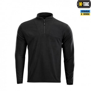 Кофта флисовая Delta Fleece Jacket Black M-TAC