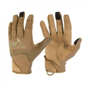 Рукавиці тактичні Range Tactical Gloves Coyote/Adaptive Green HELIKON