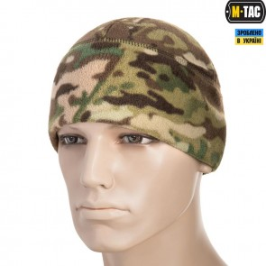 Шапка флисовая Watch Cap Windblock 380G Multicam M-TAC