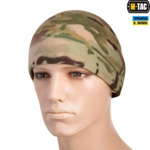 Шапка флисовая Watch Cap with SLIMTEX 260G Multicam M-TAC
