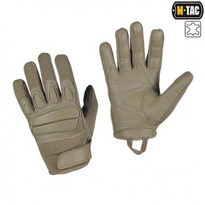 Перчатки Assault Tactical Mk.2 Khaki M-TAC