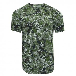 "Футболка Cotton Sitka"" Green Camo-Tec"