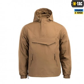 Анорак Fighter Coyote Brown M-TAC