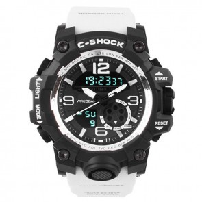 Годинник GG-1000 Black-White C-SHOCK
