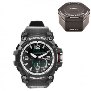 Часы GG-1000 Black-Silver Box C-SHOCK