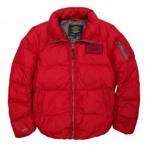 Куртка ICE VAPOR Commander Red Alpha Industries