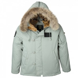 Куртка N-2B Elevon Alaska Green Alpha Industries