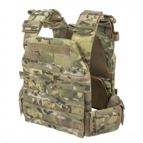 Плитоноска Plate Carrier Perun 2М Multicam Velmet