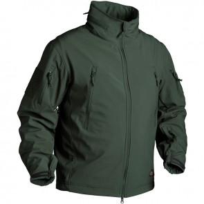 Куртка Soft Shell GUNFIGHTER Jungle Green HELIKON
