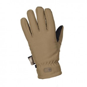Перчатки Soft Shell Thinsulate Coyote Brown M-TAC