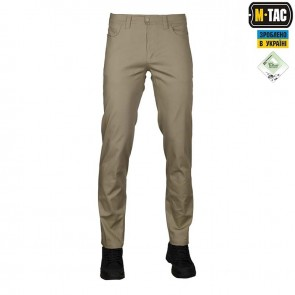 Брюки Street Tactical Flex Khaki M-TAC